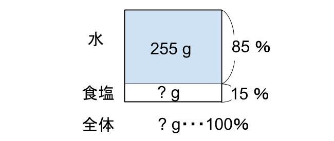 中学受験算数カンガループリント 食塩水導入 0150