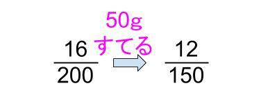 中学受験算数カンガループリント 食塩水の複数回移動  0030