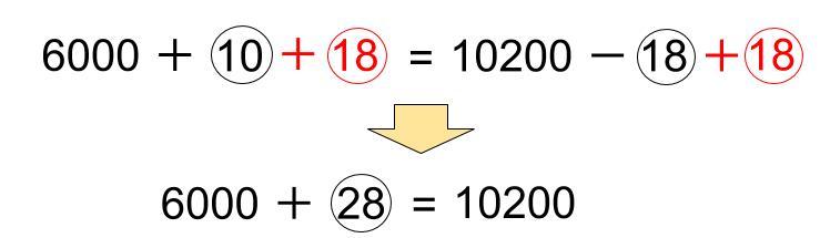 中学受験算数カンガループリント 比と消去算 0250
