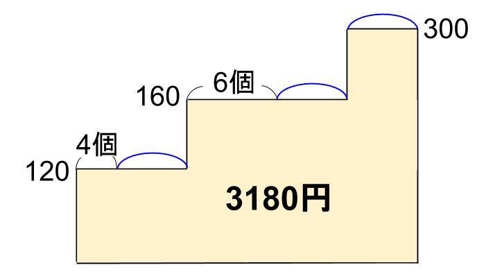 中学受験算数カンガープリント 個数を逆0590