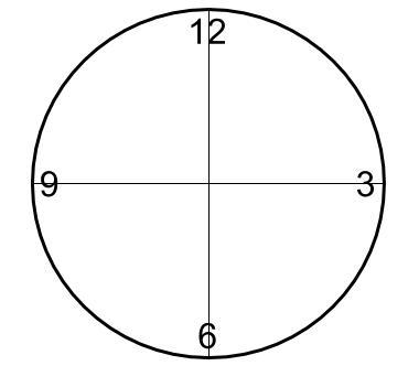 中学受験算数カンガープリント 時計算012