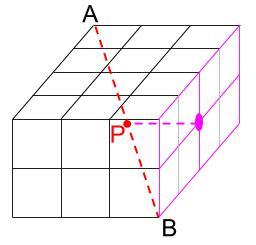 中学受験算数カンガープリント 直方体のくしざし2202