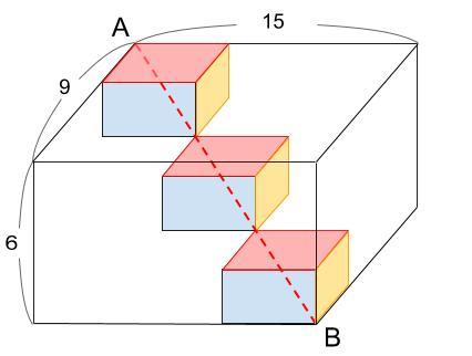 中学受験算数カンガープリント 直方体のくしざし420