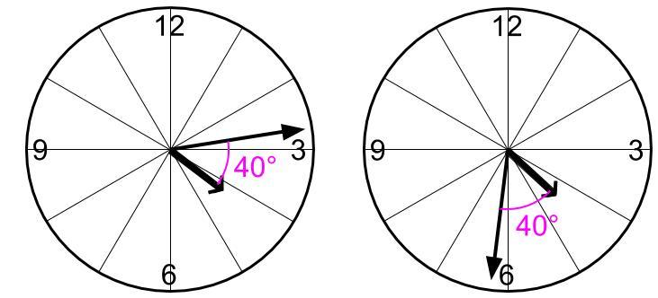 中学受験算数カンガープリント 時計算071