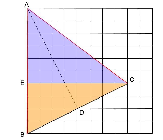 中学受験算数カンガープリント 直角三角形3:4:5 0289
