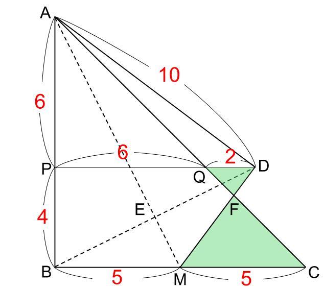中学受験算数カンガープリント 直角三角形3:4:5 0622