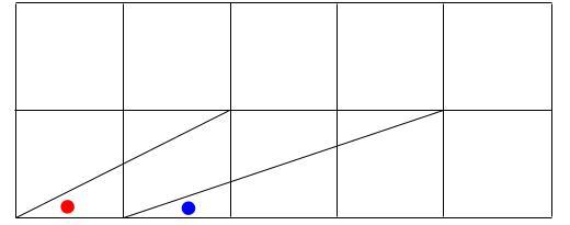 中学受験算数カンガープリント 直角三角形3:4:5 1010