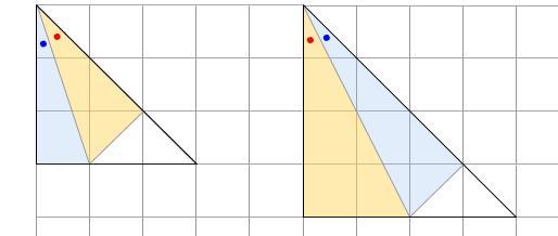 中学受験算数カンガープリント 直角三角形3:4:5 1020