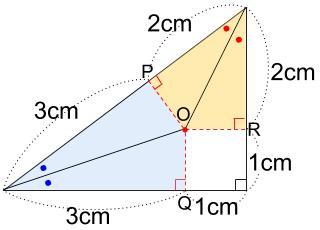 中学受験算数カンガープリント 直角三角形3:4:5 1017