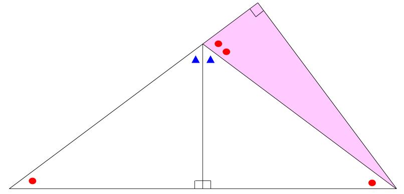 中学受験算数カンガープリント 直角三角形3:4:5 7:24:25 075