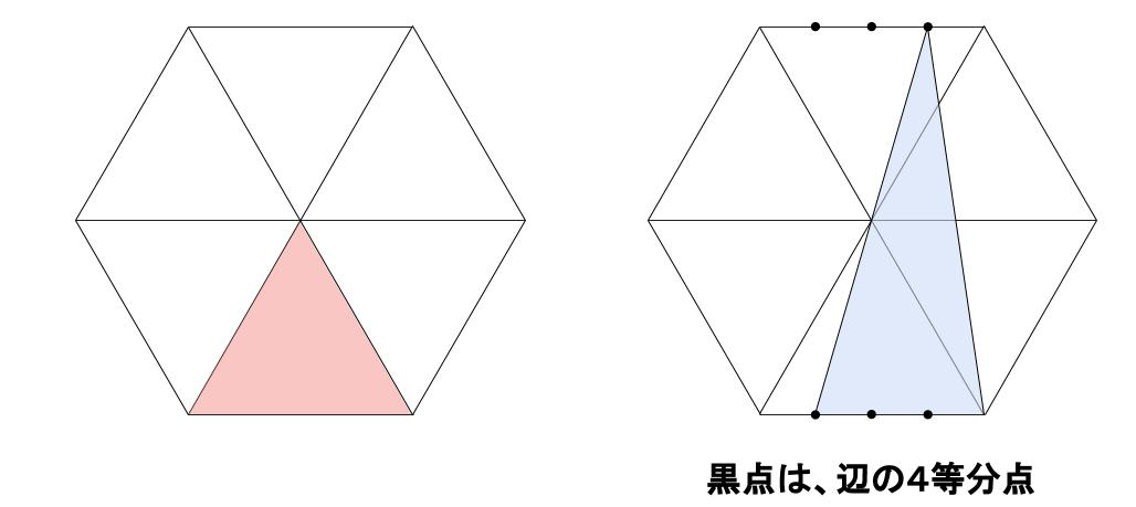 中学受験算数カンガープリント 正六角形0016