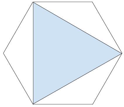 中学受験算数カンガープリント 正六角形0040