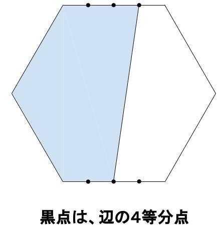 中学受験算数カンガープリント 正六角形0065