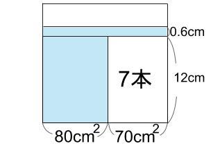 中学受験算数カンガープリント 水そうと水位0288