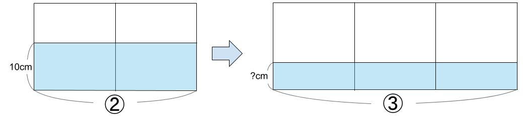 中学受験算数カンガープリント 水そうと水位0716