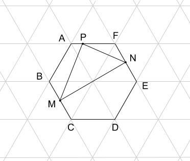 中学受験算数カンガープリント 正三角形・豊島ヶ丘0010