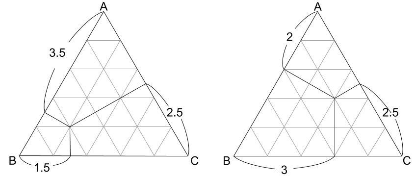中学受験算数カンガープリント 正六角形・2018筑駒0030