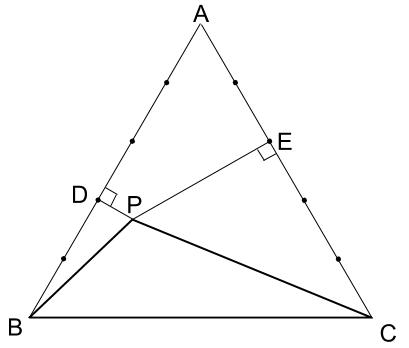 中学受験算数カンガープリント 正三角形・28筑駒0010