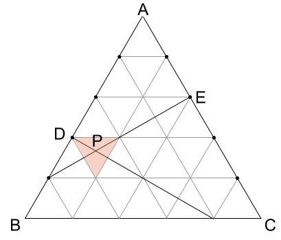 中学受験算数カンガープリント 正三角形・28筑駒0012