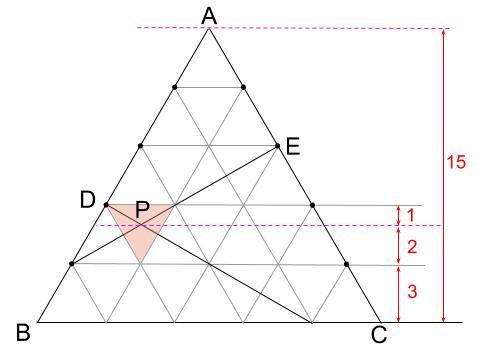 中学受験算数カンガープリント 正三角形・28筑駒0014