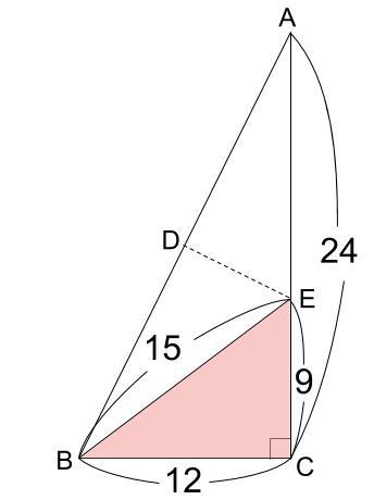 中学受験算数カンガープリント 直角三角形3:4:5 0251-2