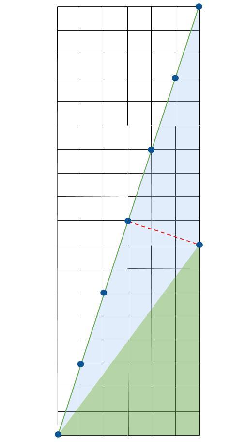 中学受験算数カンガープリント 直角三角形3:4:5 0272-2