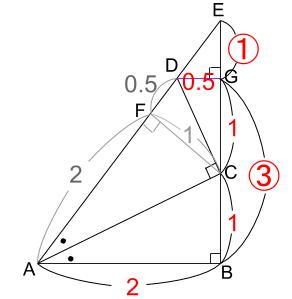中学受験算数カンガープリント 直角三角形3:4:5 0342