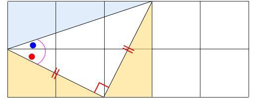 中学受験算数カンガープリント 直角三角形3:4:5 0014-2