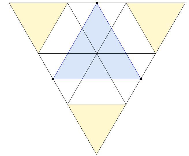 中学受験算数カンガープリント 正六角形0053-2