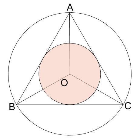 中学受験算数カンガループリント 正三角形と重心0201