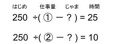 中学受験算数カンガループリント ニュートン算0022