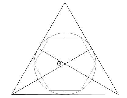 中学受験算数カンガループリント 正三角形と重心0014-2
