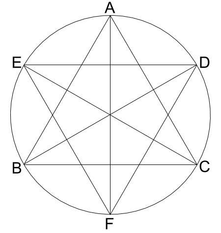 中学受験算数カンガループリント 正三角形と重心020-2